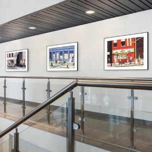 Art contemporain en entreprise pour décorer vos murs - Arts Affaires