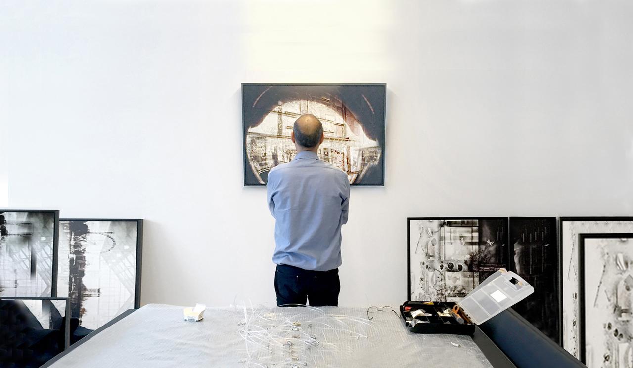 Services Accrochage Arts Affaires agence d'art contemporain et location tableaux pour entreprises