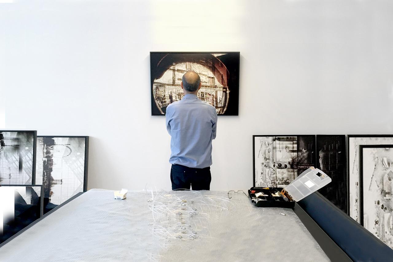Services d'accorhcage de tableaux et oeuvre d'art - Arts Affaires