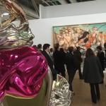 Visite privée de l'expo Jeff Koons au Centre Pompidou avec Arts Affaires