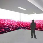 simulation wallstricker pour décorer vos espaces de travail