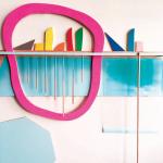 oeuvre de anne denanteuil pour décorer un bureau à louer via arts affaires