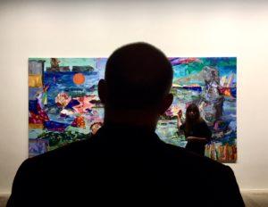 exposition privée organisée par Arts Affaires