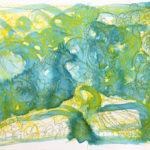 louer une oeuvre d'art contemporain de l'artiste Zena via arts affaires