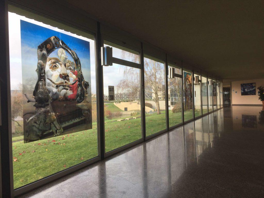 Œuvre de Bernard Pras - Clients - collection Arts Affaires