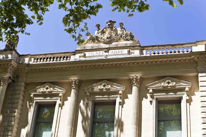 Cet été allez voir le Musée Fabre à Montpellier